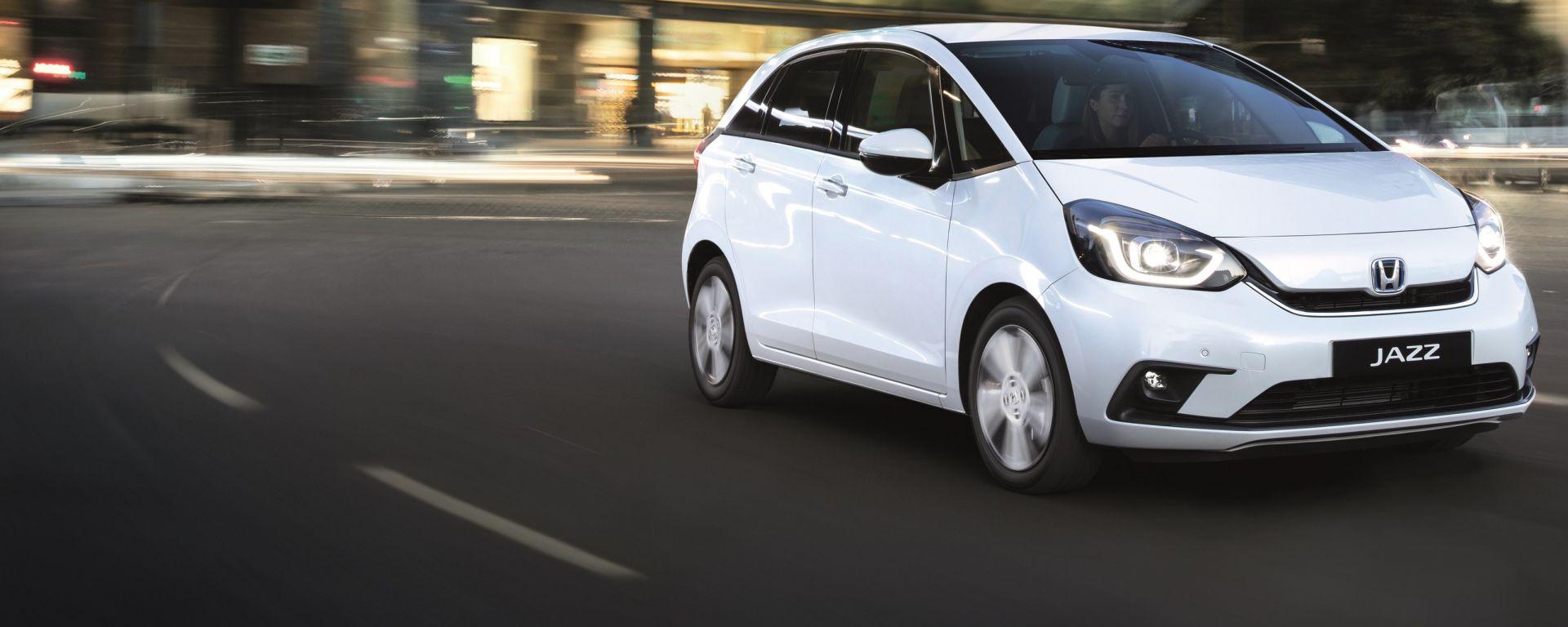 Nuova Honda Jazz 2020 in vendita da giugno. Ecco i prezzi