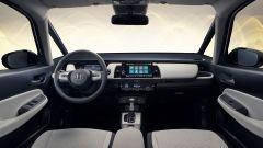 Honda Jazz Crosstar 2020: gli interni