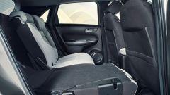 Honda Jazz Crosstar 2020: i sedili posteriori Magic Seat