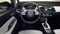 Honda Jazz Crosstar 2020: il volante è in pelle
