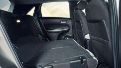 Honda Jazz Crosstar 2020: le possibilità di carico con i Magic Seat sono le più varie