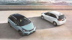 Honda Jazz e Jazz Crosstar 2020