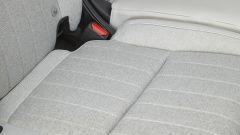 Honda Jazz hybrid 2020: dettaglio sedili