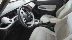 Honda Jazz hybrid 2020: gli interni