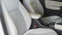 Honda Jazz hybrid 2020: sedili