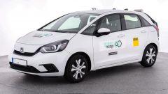 Honda Jazz Hybrid, 3,5 stelle ai test Green NCAP