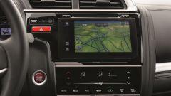 Honda Jazz: il navigatore GPS è firmato Garmin