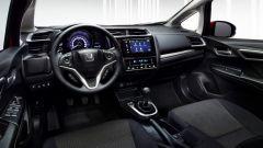 Honda Jazz: la plancia