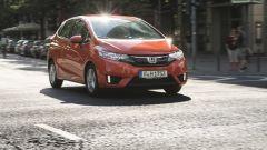 Honda Jazz: la prova su strada