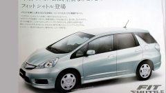 Honda Jazz station wagon - Immagine: 3