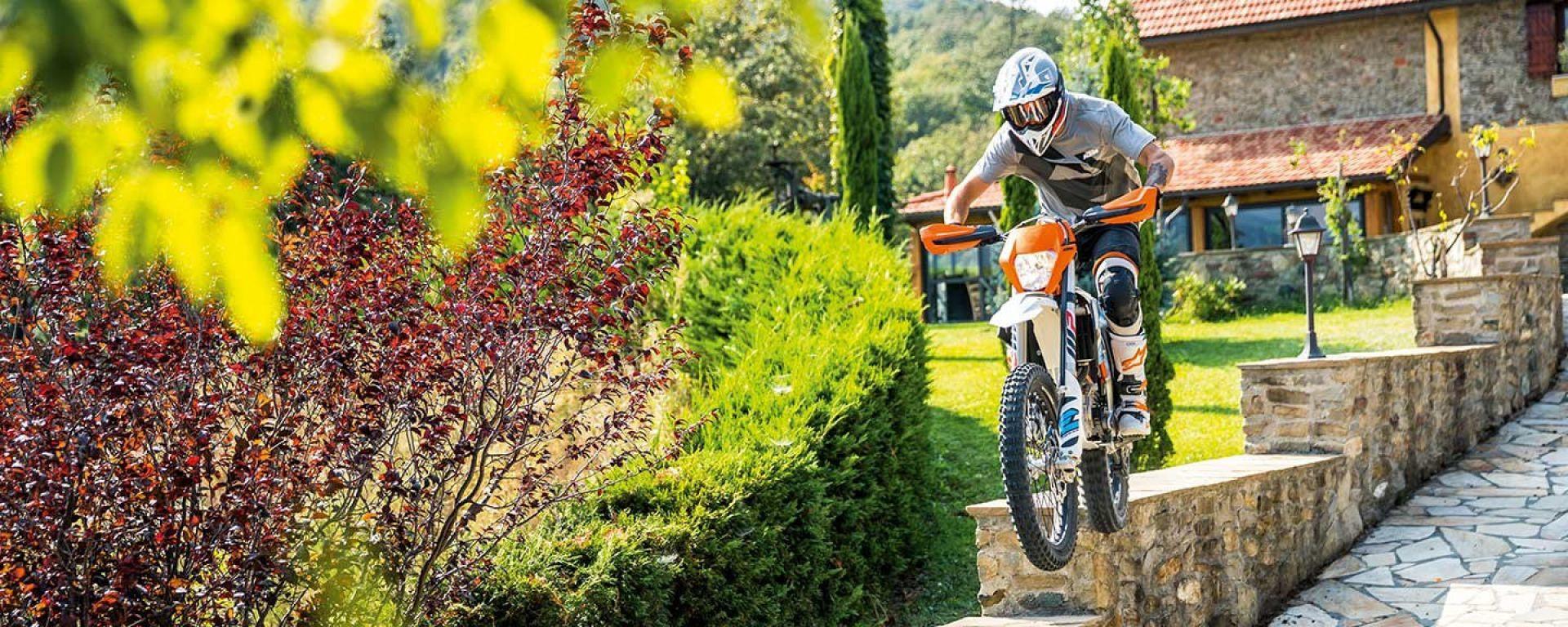 Honda, Piaggio, KTM e Yamaha insieme per le batterie di moto elettriche