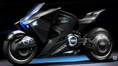 Honda: la concept per Ghost in the shell derivata dalla NM4