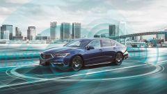 Honda Lengend con Honda Sensing: guida autonoma Livello 3
