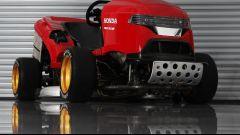 Honda Mean Mower: anteriore