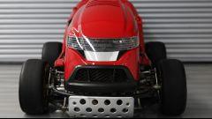 Honda Mean Mower: dettaglio frontale