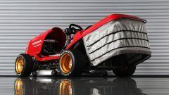 Honda Mean Mower: posteriore
