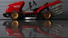 Honda Mean Mower: vista laterale