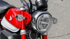 Honda Monkey 125 2018: il faro a LED
