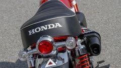 Honda Monkey 125 2018: le luci posteriori a LED