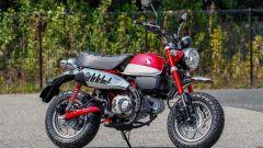 Honda Monkey 125 2018: vista 3/4 anteriore