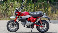Honda Monkey 125 2018: vista laterale