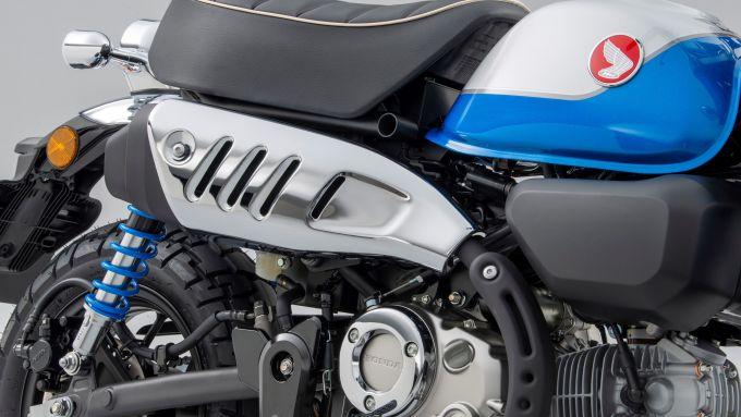 Honda Monkey 125 2022: il motore è ora Euro 5