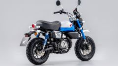 Monkey 125: ecco come cambia la mini moto Honda per il 2022 - Immagine: 8