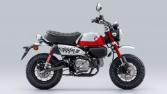 Monkey 125: ecco come cambia la mini moto Honda per il 2022 - Immagine: 9