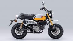 Monkey 125: ecco come cambia la mini moto Honda per il 2022 - Immagine: 10