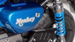 Monkey 125: ecco come cambia la mini moto Honda per il 2022 - Immagine: 23