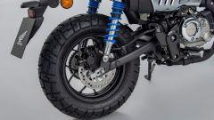 Monkey 125: ecco come cambia la mini moto Honda per il 2022 - Immagine: 24