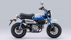 Monkey 125: ecco come cambia la mini moto Honda per il 2022 - Immagine: 11