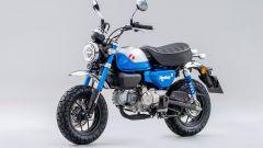 Monkey 125: ecco come cambia la mini moto Honda per il 2022 - Immagine: 12
