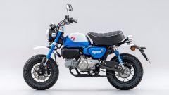 Monkey 125: ecco come cambia la mini moto Honda per il 2022 - Immagine: 13