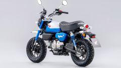 Monkey 125: ecco come cambia la mini moto Honda per il 2022 - Immagine: 14