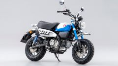 Monkey 125: ecco come cambia la mini moto Honda per il 2022 - Immagine: 15