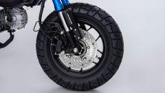 Monkey 125: ecco come cambia la mini moto Honda per il 2022 - Immagine: 25