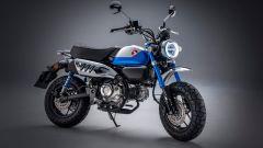 Monkey 125: ecco come cambia la mini moto Honda per il 2022 - Immagine: 17