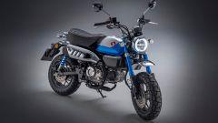 Monkey 125: ecco come cambia la mini moto Honda per il 2022 - Immagine: 16