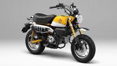 Honda Monkey 125 concept: la scimmietta prova il motore da 125cc