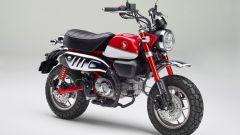 Honda Monkey 125, Red