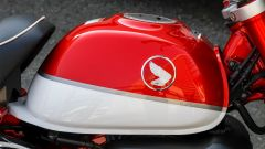 Honda Monkey 125, serbatoio