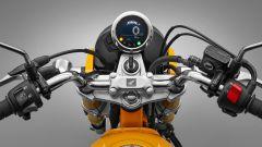Honda Monkey 125, strumentazione