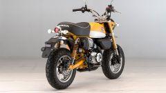 Honda Monkey 125, Yellow