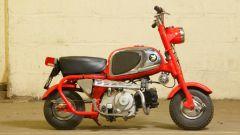 Honda Monkey CZ100 1964