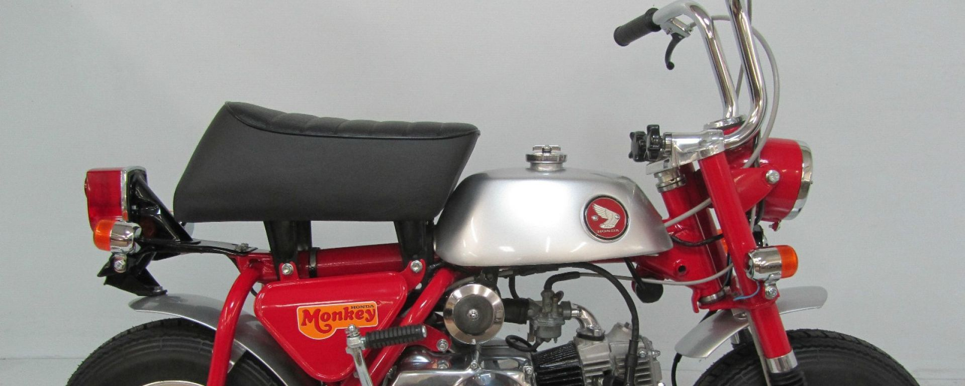 Honda Monkey Z50A K1