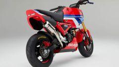 Honda MSX 125 Grom HRC: l'ottavo di litro diventa da corsa - Immagine: 3