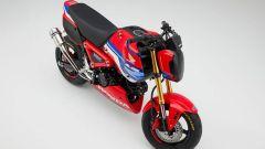 Honda MSX 125 Grom HRC: l'ottavo di litro diventa da corsa - Immagine: 5
