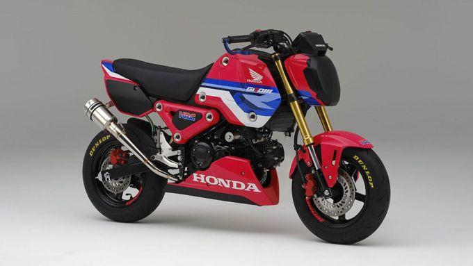 Honda MSX 125 Grom HRC