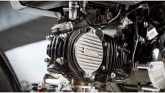 Honda MSX 125 Grom Sakuma: il monocilindrico da 125 cc sembra essere rimasto lui